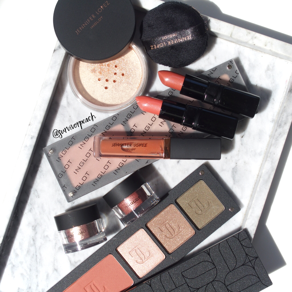 INglot Jennifer Lopez collection