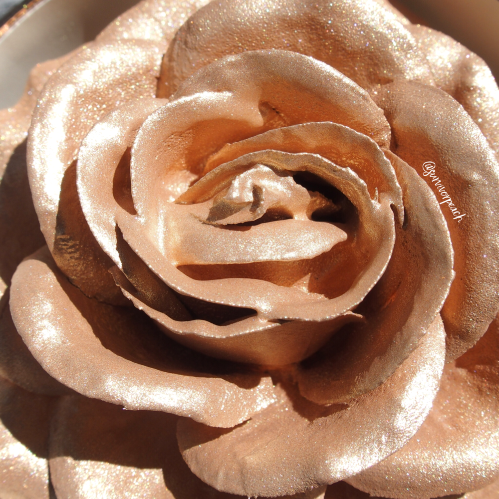 Lancome La Rose a Poudrer - Dore