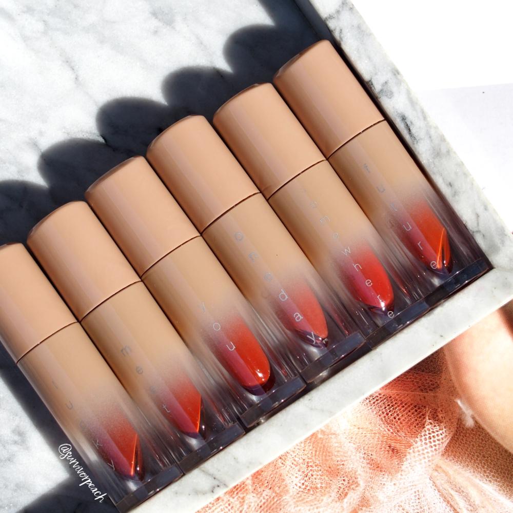 Zenn Cosmetics Glossy Lip Color