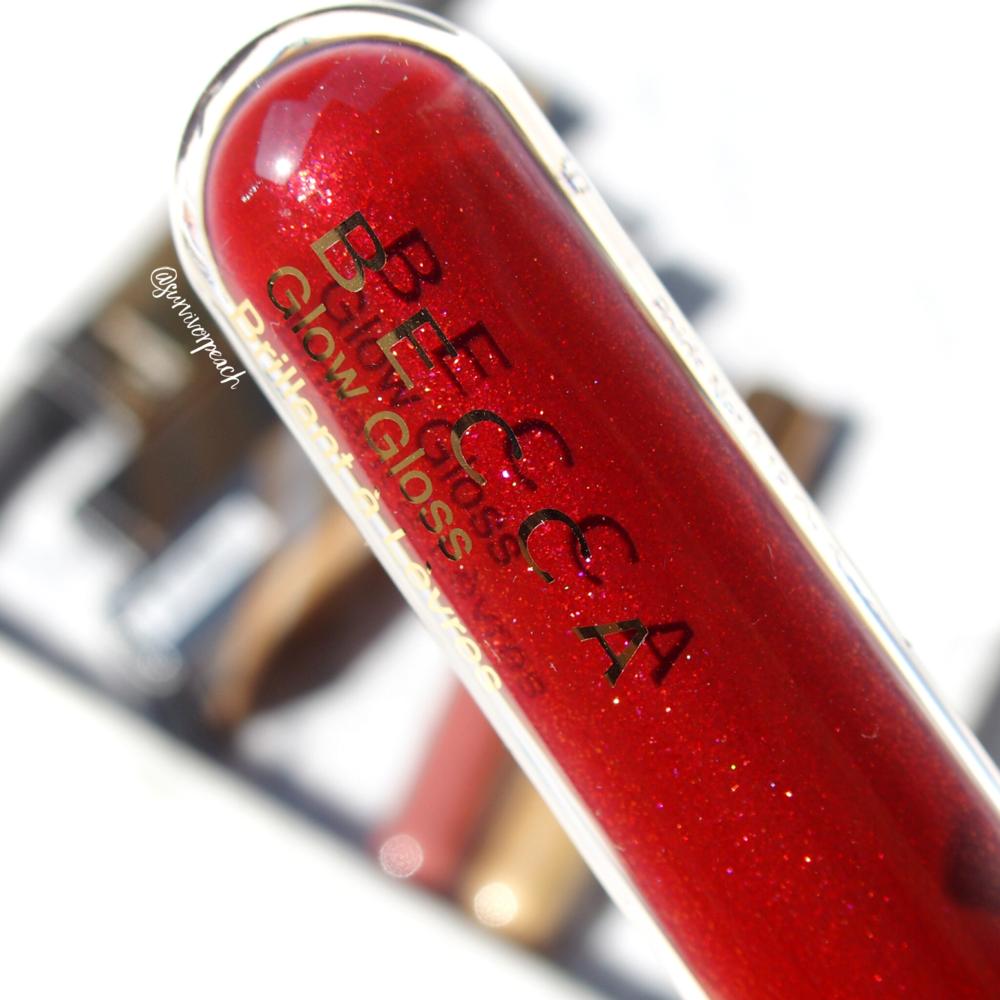 Becca Volcanic Goddess Glow Gloss - Ruby