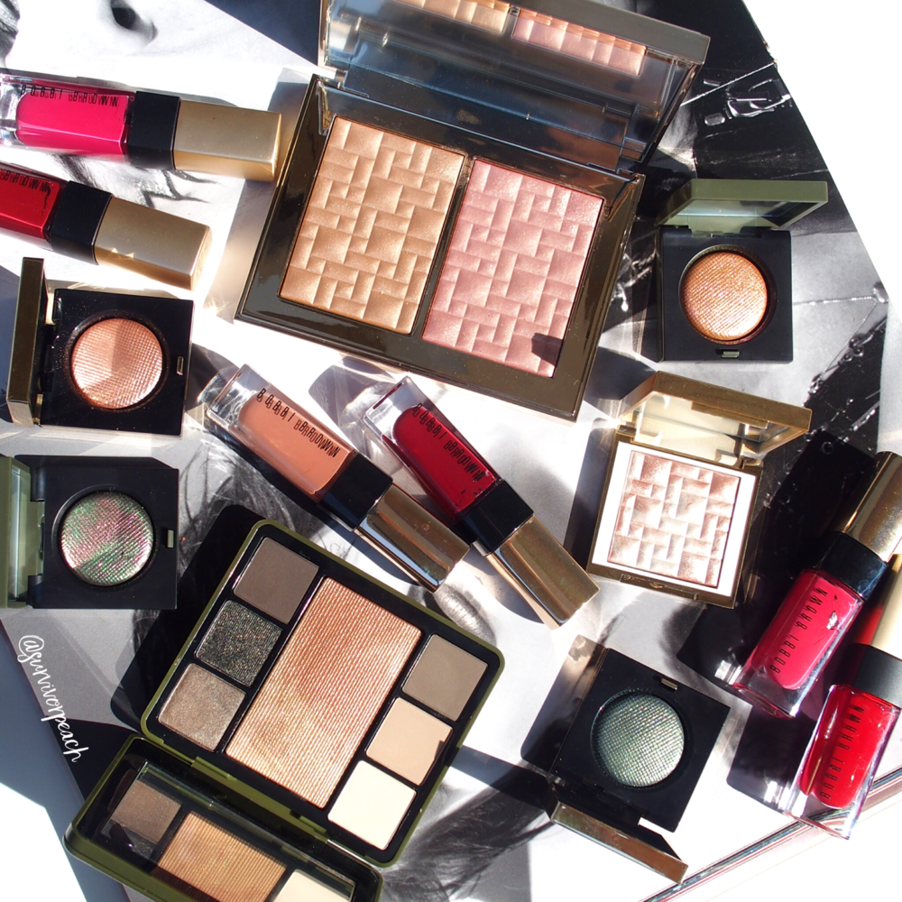 Bobbi Brown Luxe collection