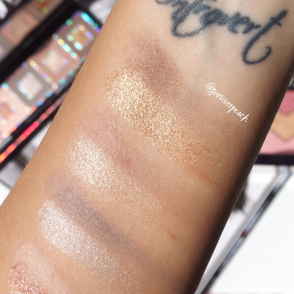 By Terry Game Lighter palette swatches