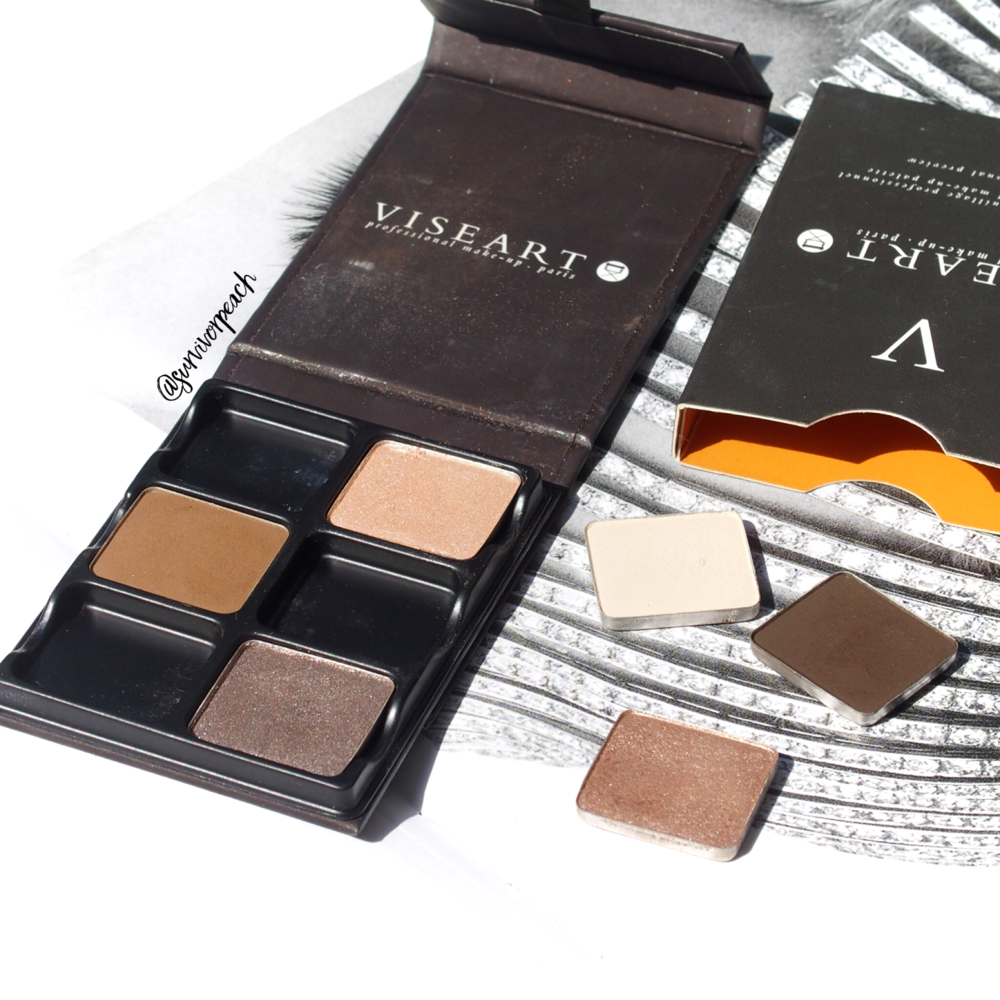 Viseart Theory I Cashmere palette