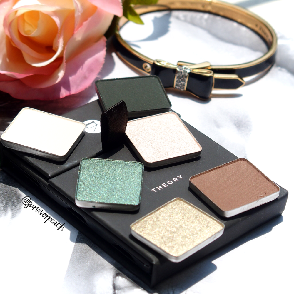 Viseart Theory VI Absinthe palette