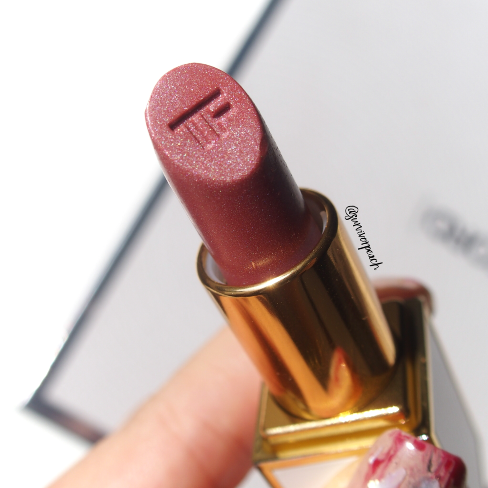 Tom Ford Lips and Girls in Ellie