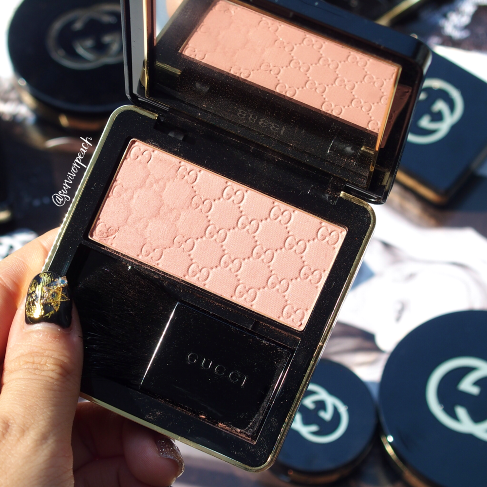 Gucci Beauty Sheer Blushing Powder in Spring Rose