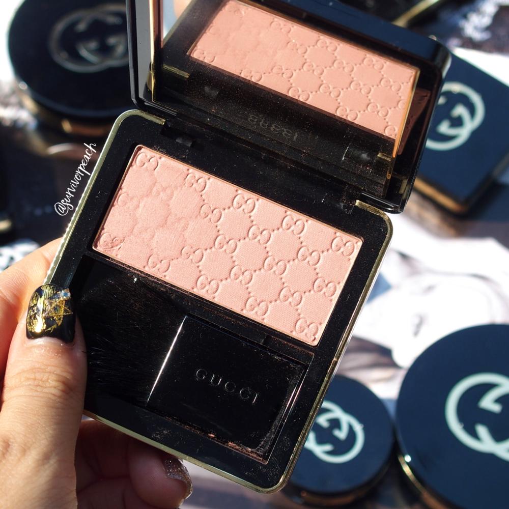 Gucci Beauty Sheer Blushing Powder in Spring Rose