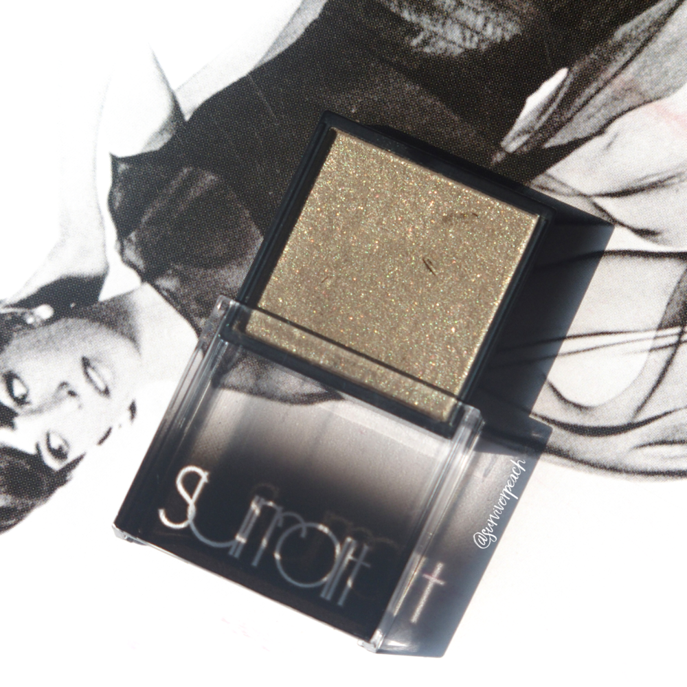 Surratt Artisque Eyeshadow in shade Moss