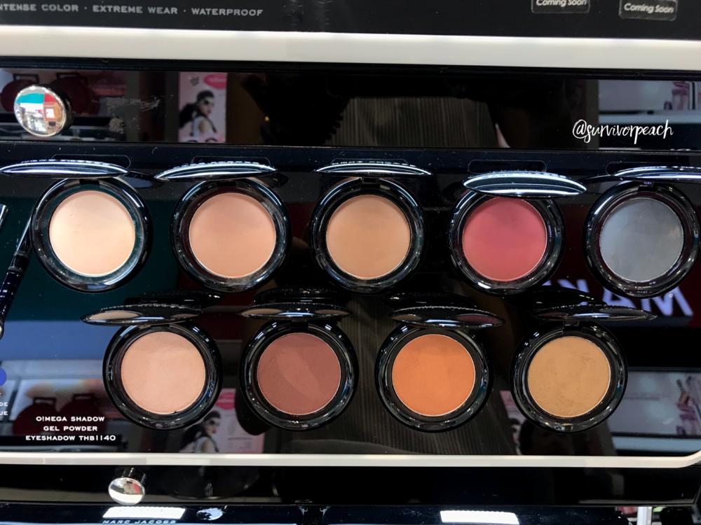 Marc Jacobs Beauty O!Mega Gel Powder Eyeshadow