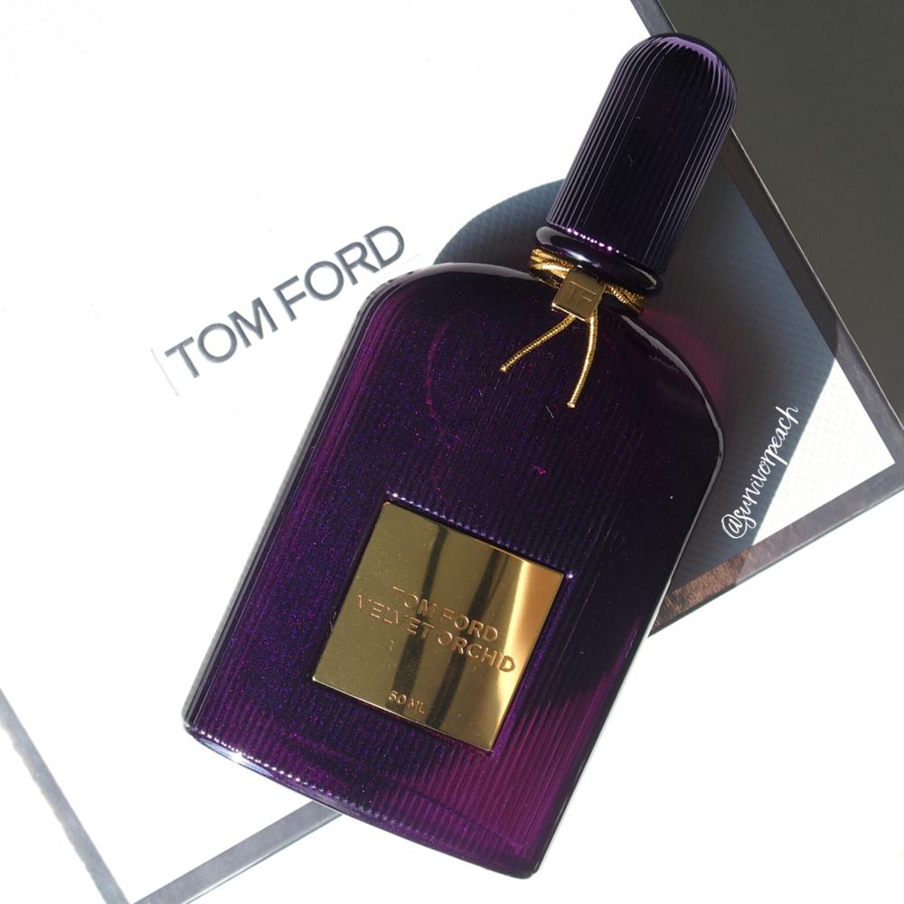 Tomford Velvet Orchid perfume