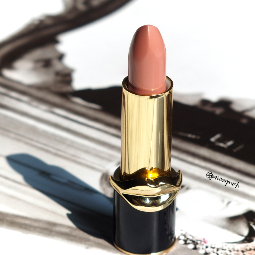 Pat McGrath Labs Luxe Trance Lipsticks in shade Valetta