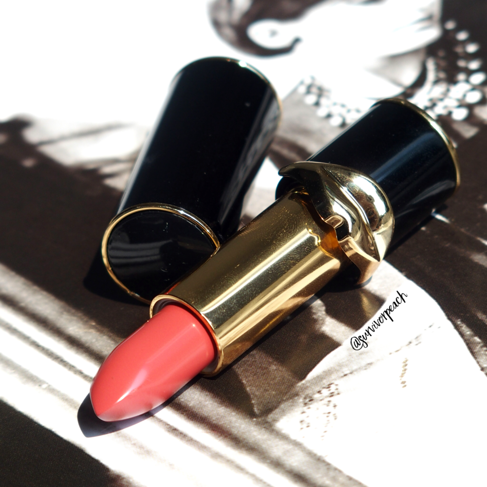 Pat McGrath Labs Luxe Trance Lipsticks in shade Tropicalia