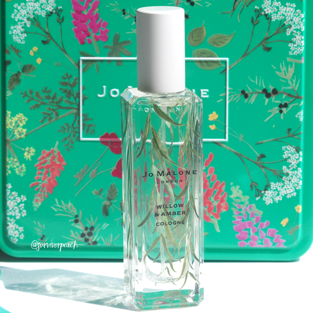 Jo Malone Wild Flowers & Weeds collection: Willow & Amber