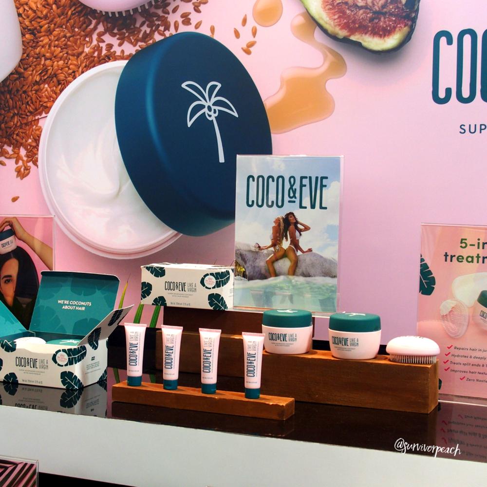 Coco&Eve Like A Virgin Hair Masque: Super Nourishing Coconut & Fig Hair Masque