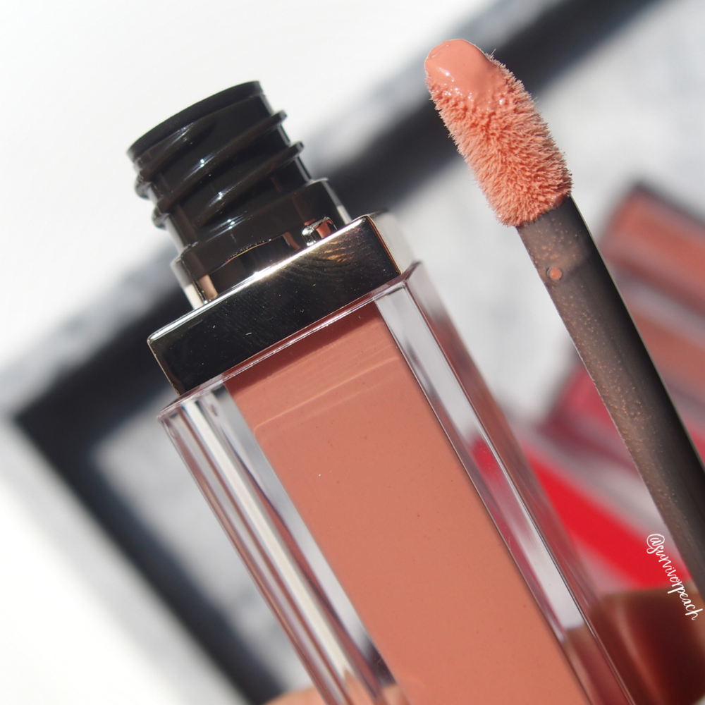 Jouer Sheer Pigment Lipgloss in shades St.Germain