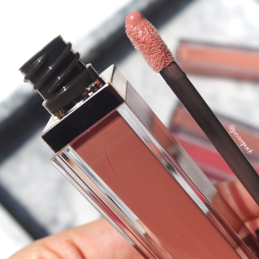 Jouer Sheer Pigment Lipgloss in shades Oxford St
