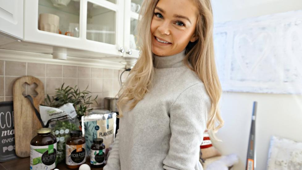 Helene Ragnhild har en aktiv blogg, og praksis på Ullevål Kiropraktorklinikk