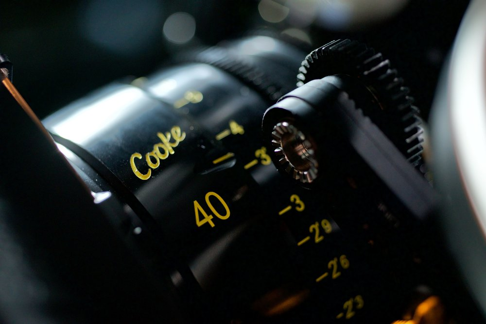 Cooke Classic Panchro 40mm