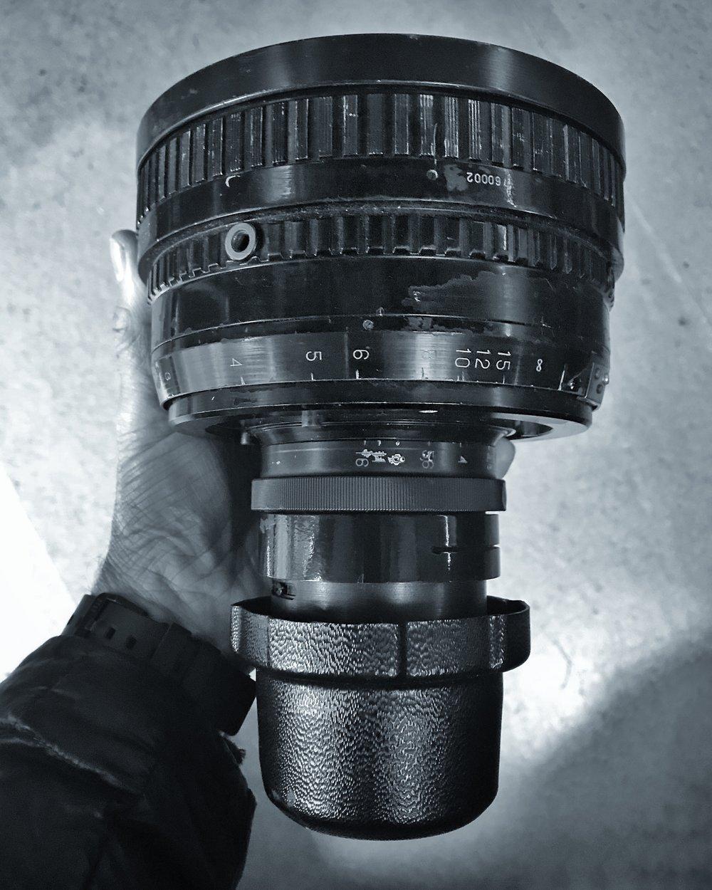 Lomo Round Front Anamorphic 35mm