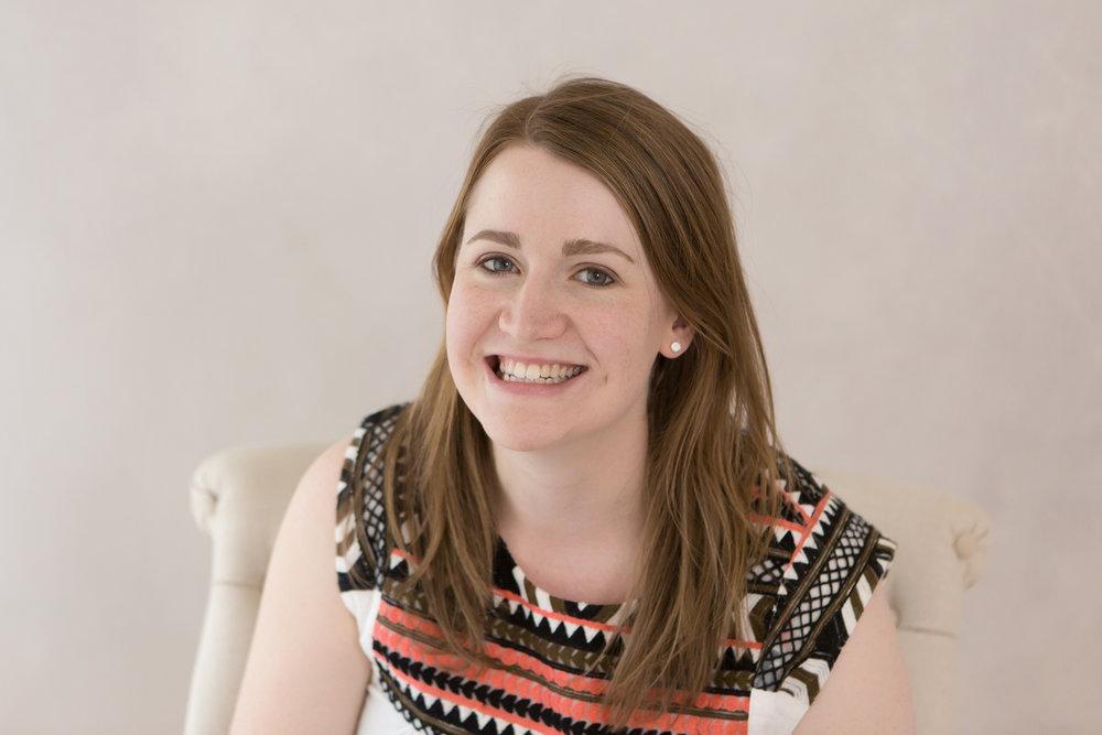 Kathleen Perrone - Paediatric & Maternal Dietitian