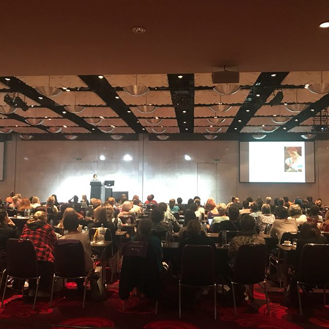 I had a brilliant day on Friday at the Australian Breastfeeding Association's Health Professional Seminar in Melbourne.  Not only did I keep my breastfeeding knowledge up to date with a range of excellent speakers, but all income from the seminars is used to support ABA's free mother -to-mother programs in the community. #ABA