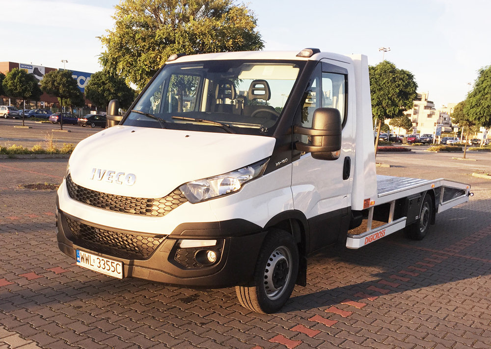 Iveco Daily (2016) - DMC 3,5t