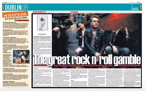 Otherkin - Dublin Gazette