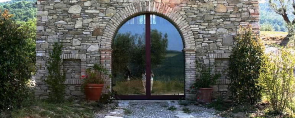 Barn - Arched Doors