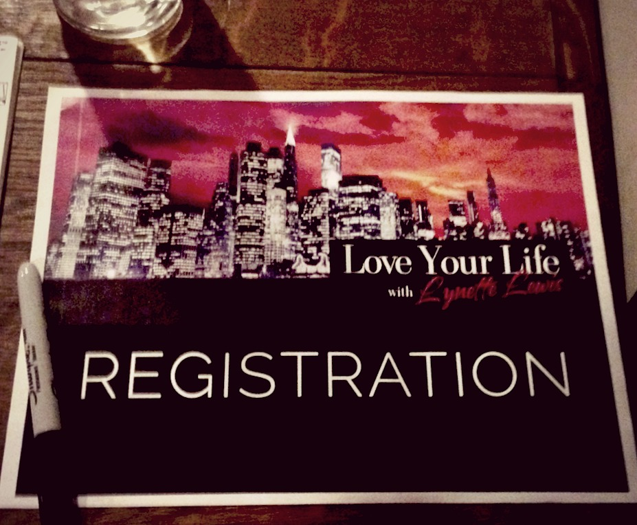 love your life registration