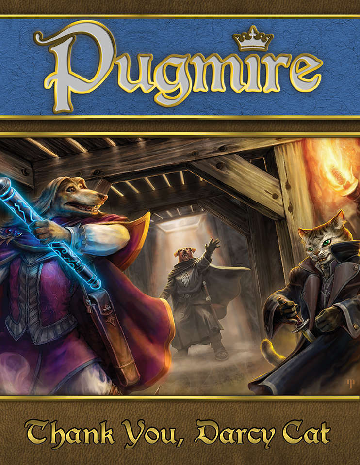 Pugmire audio drama by Audioblivious Productions!