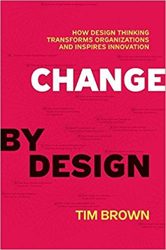 Change by design,Tim Brown