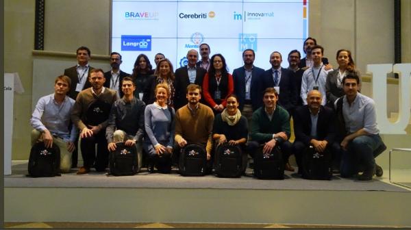 Selección de participantes SekLab edición 2018 - tutora de varios proyectos