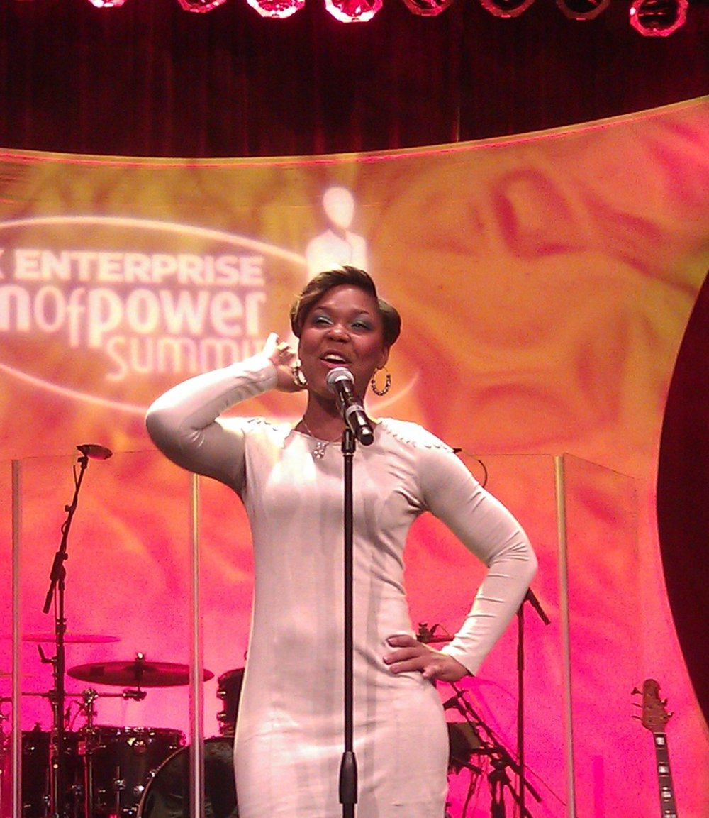 Black Enterprise's 2012 Women of Power Summit