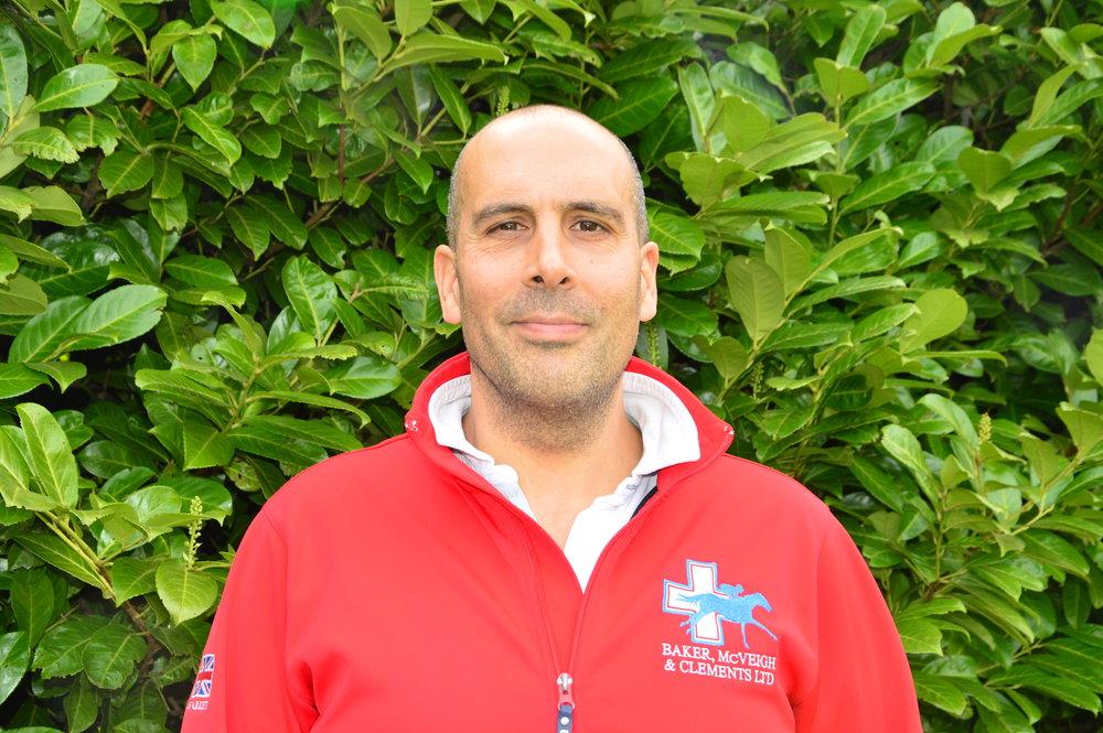 Dr Fernando Perez de Villar
