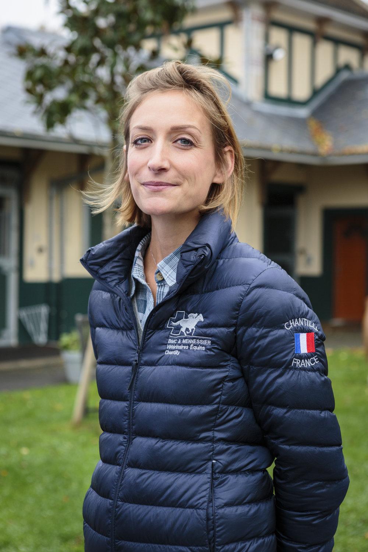 Dr Sophie de la Farge