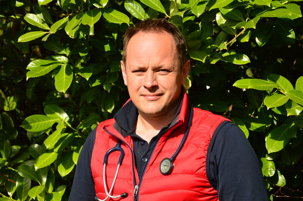 Dr Antony Clements