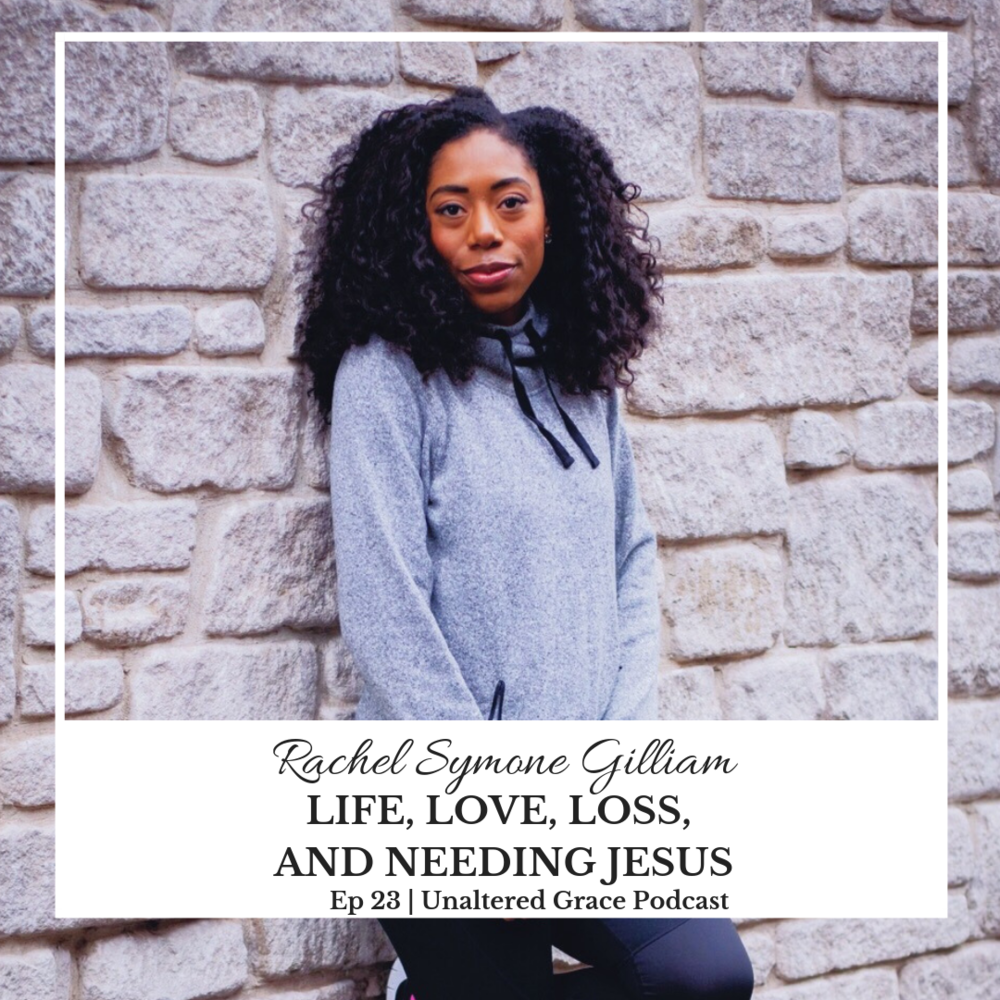 Rachel Symone Gilliam Life love Loss