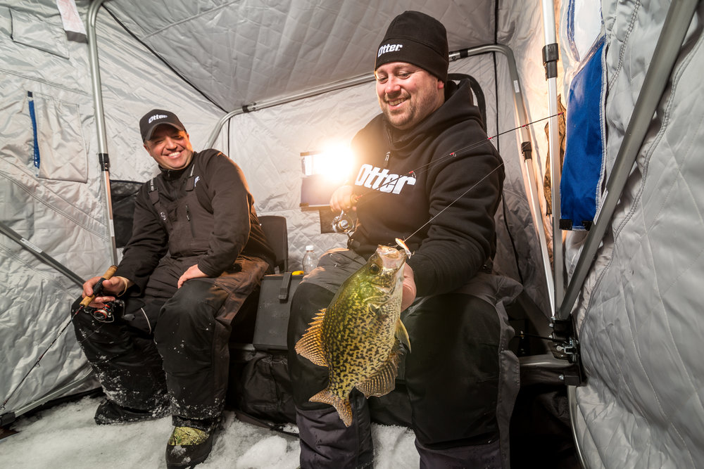 Photo Credit - Ben Larson - In-Depth Media Productions  Featured -  Otter X-Over Lodge