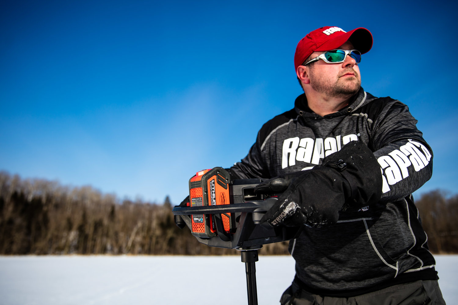 The Right Ice Auger for the Job — Joel Nelson Outdoors
