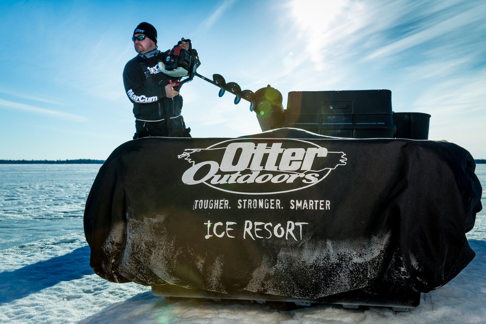 Photo Credit - Ben Larson - In-Depth Media Productions  Products featured:  Strikemaster Solo Lazer , and the  Otter XT Pro Resort