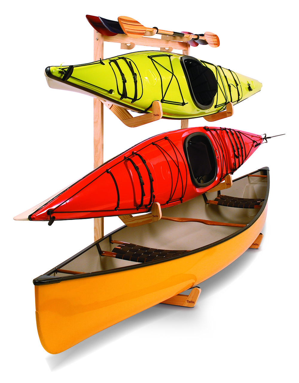 Discover Our Classic Kayak Storage Rack!
