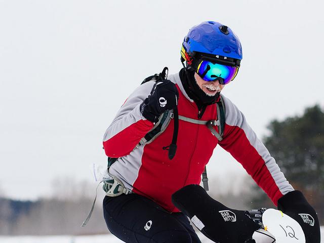 3 Ways To Enjoy Bike Riding In The Winter Talic Kayak Storage