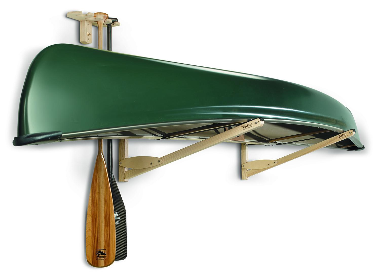 Talic Canoe Roost U2013 Canoe Storage Rack