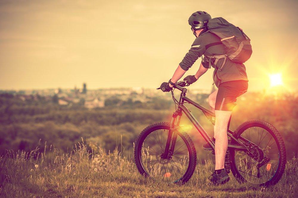 Your Bike...