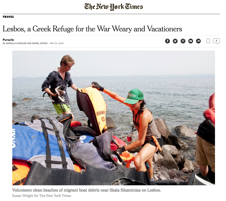 The New York Times, May 24 2016