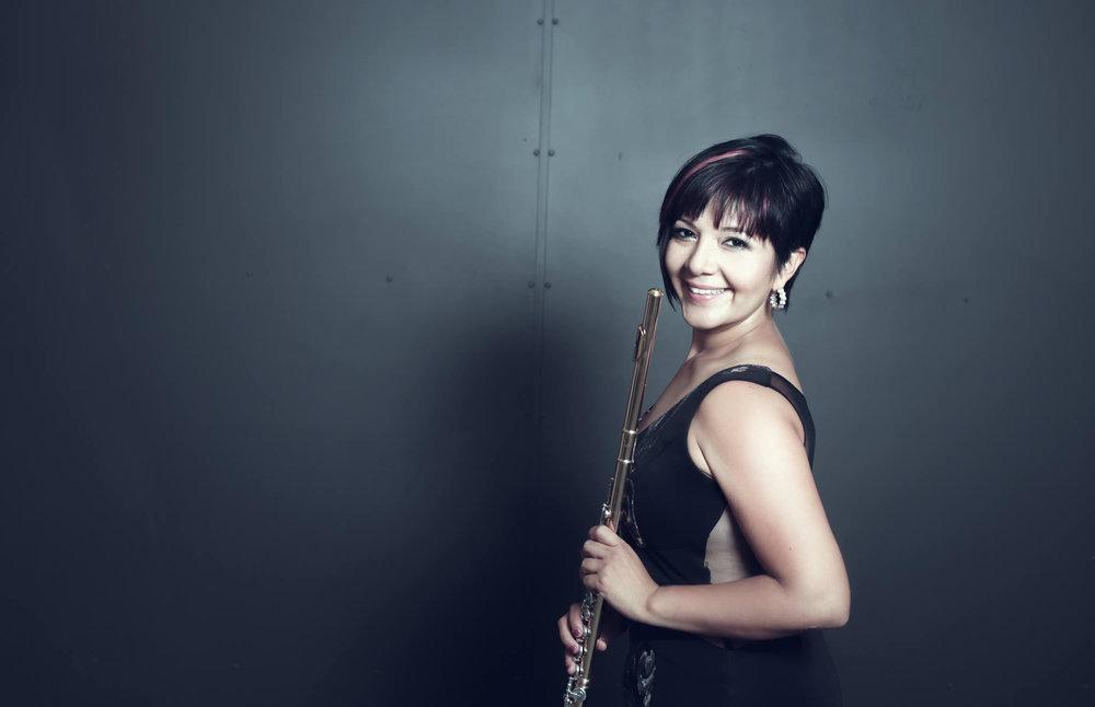 Toronto Latin American Flute Festival Executive Director    www.tlaff.ca