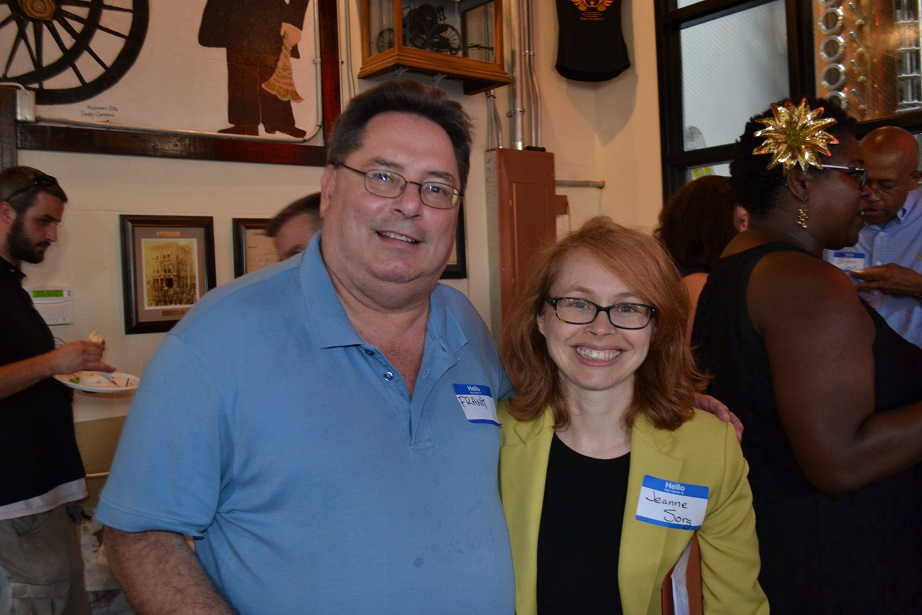 Norristown Chamber of Commerce event at Five Saints (17).JPG