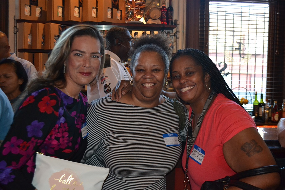 Norristown Chamber of Commerce event at Five Saints (27).JPG