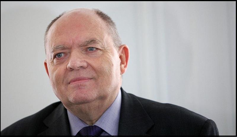Le député René Dosière, auteur du livre  L'Argent caché de l'Élysée