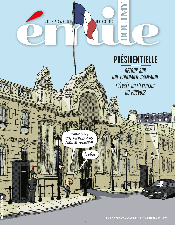 Couverture Émile n° 9
